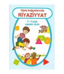 Uşaq bağçalarında riyaziyyat 3-4 yaşlı uşaqlar üçün