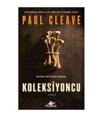 Paul Cleave - Koleksiyoncu