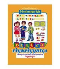 Balaca riyaziyyatçı 5-6 yaşlı uşaqlar üçün