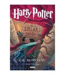 J.K. Rowling - Harry Potter ve Sırlar Odası - 2.kitap