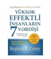 Stiven Kovi - Yüksək Effektli İnsanların 7 Vərdişi