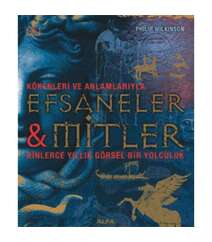 Philip Wilkinson - Efsaneler- Mitler