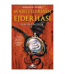 Noami Novik - Majesdelerin ejderhası