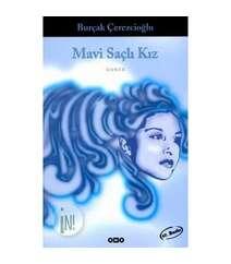 Burçak Çerezcioğlu - Mavi Saçlı Kız