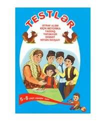 Testlər 5-6 yaşlı uşaqlar üçün