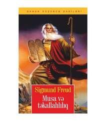 Ziqmund Freyd - Musa və təkallahliliq