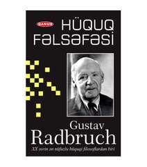 Gustav Radbruch - Hüquq Fəlsəfəsi