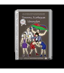 Azərbaycanın tanınmış idmançılar-Sözlü Boyama Kitabı