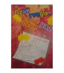 Özün rənglə ozün yaz (Alma və qurd)