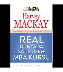 Harvey Mackay - Real Dünyada Satiş Üzrə Mba Kursu