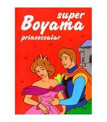 Super boyama prinsessalar