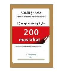 Robin Şarma - Uğur qazanmaq üçün 200 məsləhət