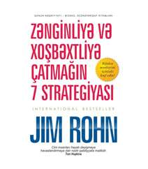 Jim Rohn - Zənginliyə və xoşbəxtliyə çatmağın 7 strategiyası