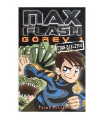Jonny Zucker - Max Flash - Görev 1 / Oyun Başlıyor