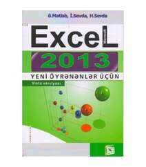 Microsoft Excel 2013 (yeni öyrənənlər üçün)
