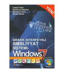 Qrafik interfeysli əməliyyat sistemi Windows 7