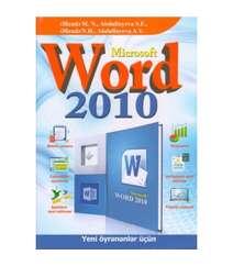 Microsoft Word 2010 (yeni öyrənənlər üçün)