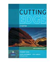 Cutting edge—starter