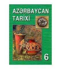 Azərbaycan tarixi (6-cı sinif) dərslik