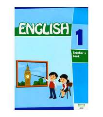 English Teachers's Book 1