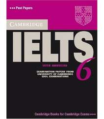 Cambridge IELTS With 2CDs 6