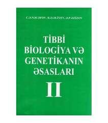 Tibbi Biologiya və Genetikanın əsasları 2-ci cild