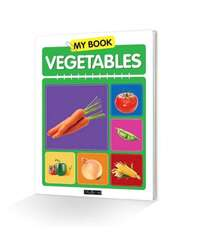 My Book - Vegetables