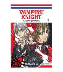 Matsuri Hino - Vampir Şövalye 1