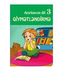 Azərbaycan dili qiymətləndirmə 3