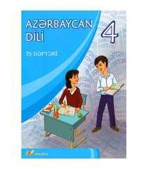 Azərbaycan dili iş dəftəri 4-cü sinif