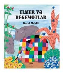 Devid MakKi -Elmer və begemotlar