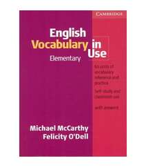 English vocabulary in use—elementary
