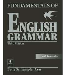 English grammer-black