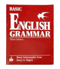 English grammer – red
