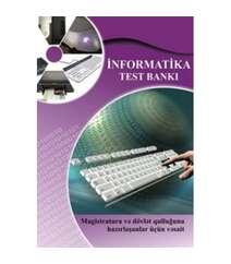 İnformatika Test Bank