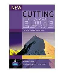 New Cutting Edge Upper-Intermediate Student's Book