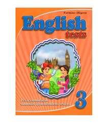 English tests 3