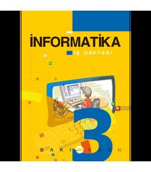 İnformatika 3–cü sinif, İş dəftəri