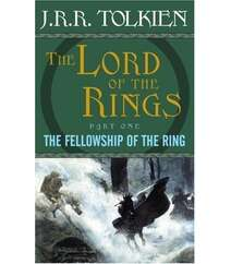 J.R.R.Tolkien - The Lord of Rings the fellowship of the ring