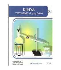 Kimya test banki (1-ci qruplar)-üçün