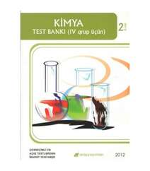 Kimya Test Bankı (4-cü Qruplar Üçün)