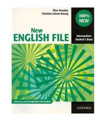 Oxford NEW ENGLISH FILE Intermediate Student's book NEW