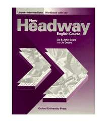 New Headway English Course, Upper-Intermediate, Workbook, without Key