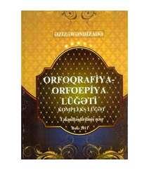 Orfoqrafiya orfoepiya lüğəti