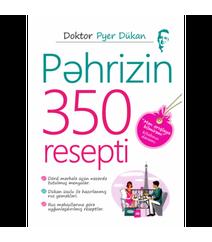 Dr. Pyer Dükan - Pəhrizin 350 Resepti