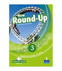 New Round-Up 3 English Grammar Practice Student's Book