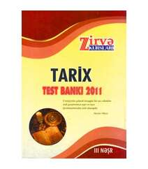 Tarix test bankı
