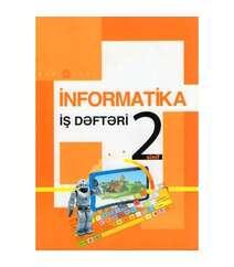 Informatika 2-ci sinif, İş dəftəri
