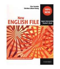 New English File: Upper-intermediate: Student's Book: Six-level General...