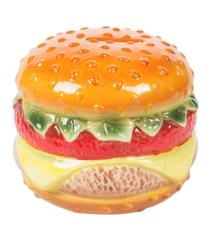 Pul qabı - Hamburger formalı